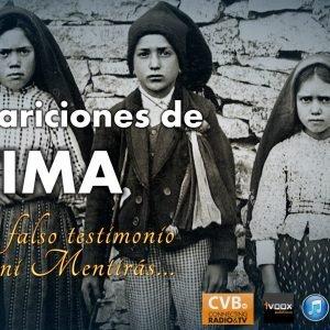 Programa  2×11 Las Apariciones de Fátima: No dirás falso testimonio ni mentirás