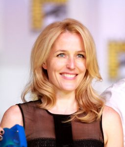 gillianAndersonAgenteScully