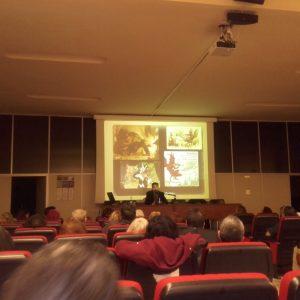 Conferencia de Carlos Canales sobre La Imagen de los Seres Sobrenaturales