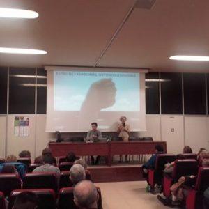 Conferencia de Aldo Linares sobre Espíritus y Fantasmas Sintiendo Lo Invisible