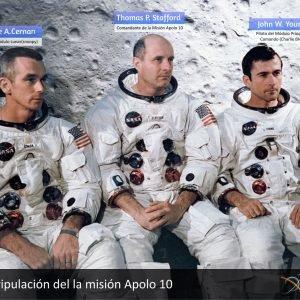 El Apolo 10 y la Realidad de los sonidos captados en la Cara Oculta de la Luna