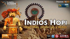 Indios Hopi, Leyendas profecías y mitología