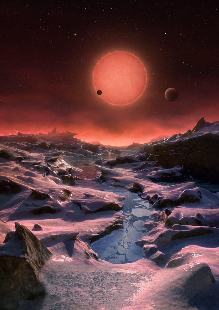 Eso1615a, Planeta Incógnito