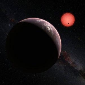 Se descubren exoplanetas por primera vez alrededor de una enana marrón