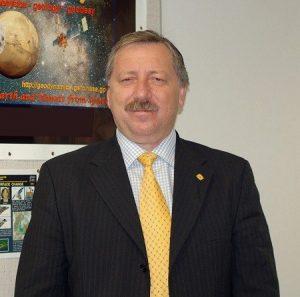 Sergey Pulinets 300x297, Planeta Incógnito