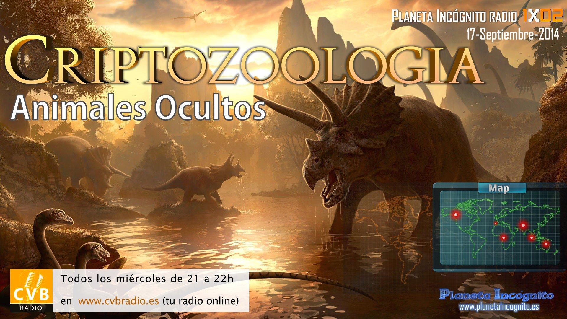 Programa 01x02 - Críptidos: Animales entre la leyenda y el mito 2