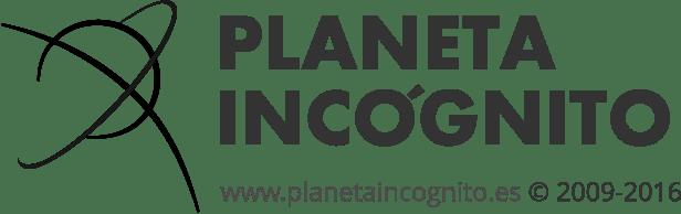 Planetaincognito Logo Bn, Planeta Incógnito