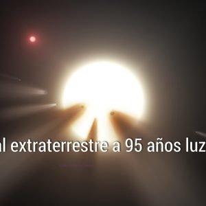 La verdad sobre la potente señal captada proviniente de una estrella a 95 años luz