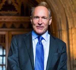 Tim Berners Lee en 2014