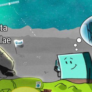 La sonda Rosetta reencuentra a su módulo Philae