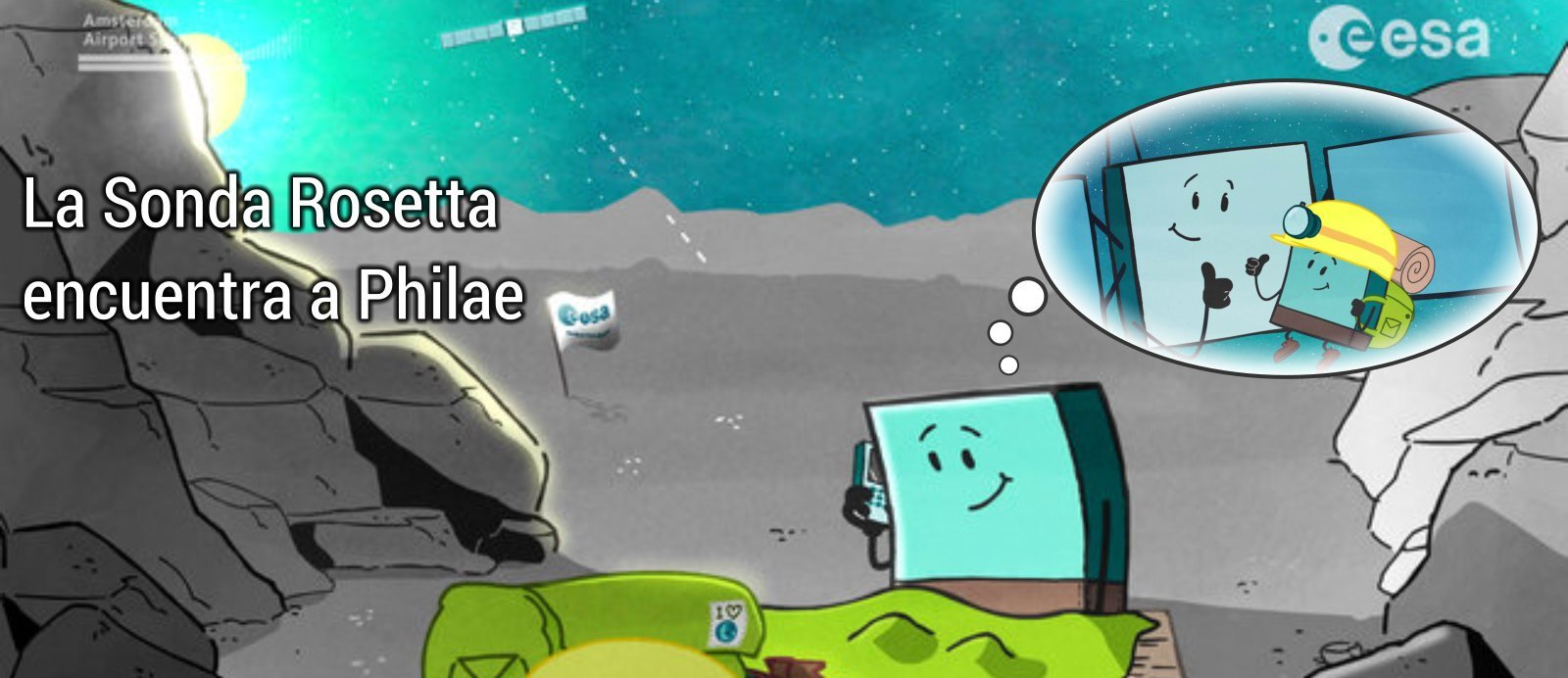 RosettaPhilae E1473105980173, Planeta Incógnito