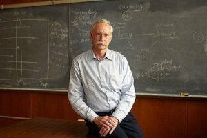 Dr. Walter Willet. Fotografía de la Universidad de Harvard