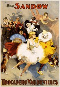 330px The Sandow Trocadero Vaudevilles Performing Arts Poster 1894 208x300, Planeta Incógnito