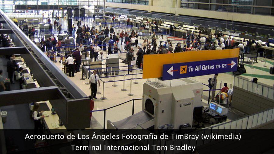 Aeropuerto de los Ángeles. Terminal Internacional Tom Bradley