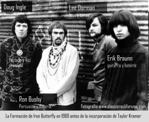 formacionbutterfly1969
