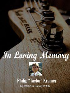 philip-taylor-kramer-remember