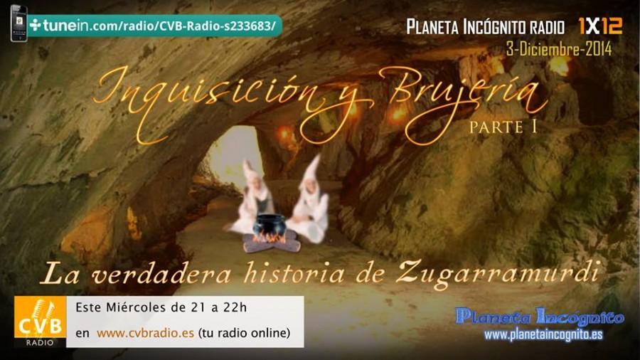 1×12 Inquisición y brujería (parte I) Las Brujas de Zugarramurdi