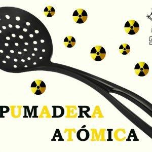 El pasado Miércoles 11 de Mayo, estuvimos de nuevo en La Espumadera Atómica