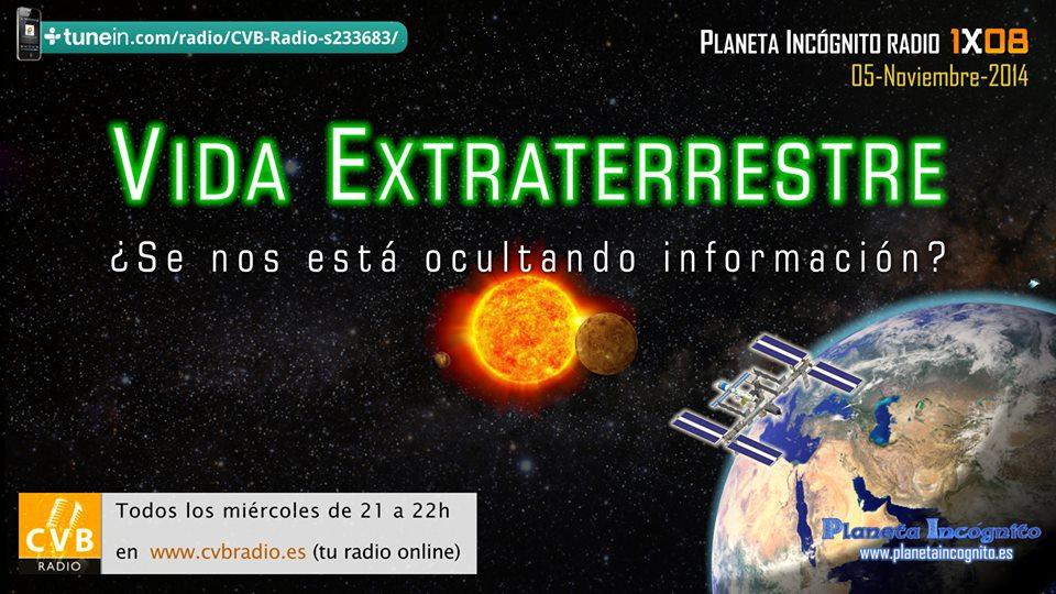 1x08 Vida extraterrestre ¿Estamos solos en el universo? 3