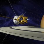 El Gran Final de la Sonda Cassini 12