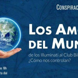 1×01 Los Amos del Mundo de los Illuminati al Club Bildelberg. ¿Cómo nos controlan?