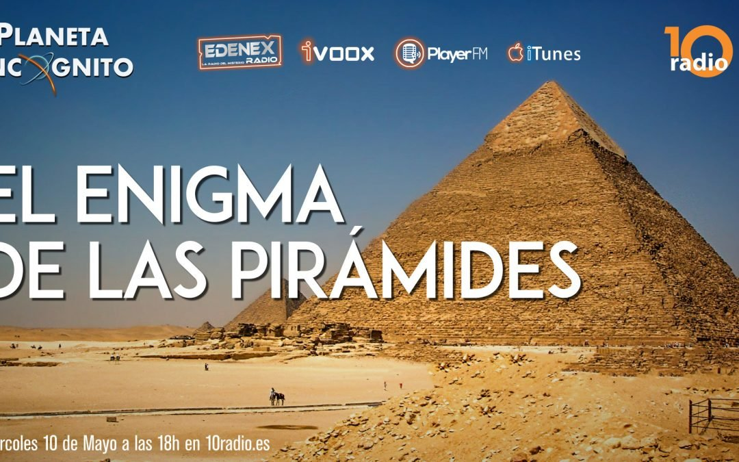 1×08 El Enigma de las Pirámides de Egipto : Cap 1. Un misterio por resolver