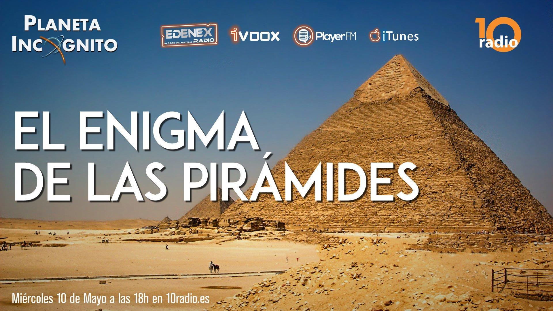 1x08 El Enigma de las Pirámides de Egipto : Cap 1. Un misterio por resolver 5