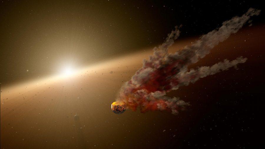 """La estrella de la """"megaestructura alienígena"""" vuelve a disminuir su luminosidad 1"""