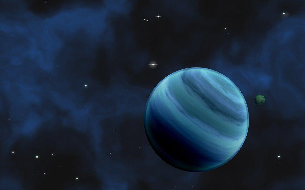 Gas Planet 1494966645, Planeta Incógnito