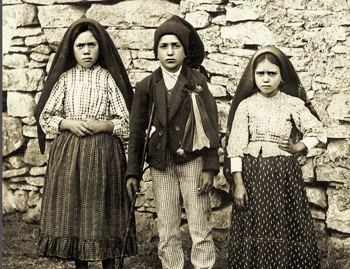 100 años de las Apariciones de Fátima. Uno de los mayores negocios del último siglo 1