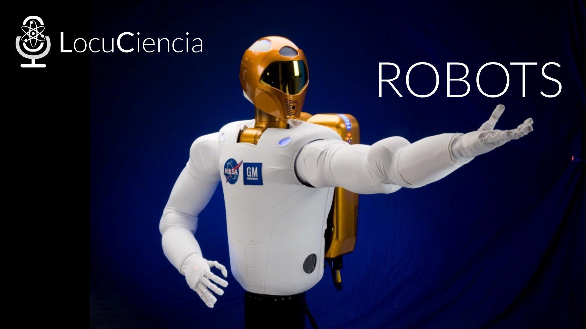 Robots ¿Cuál es su futuro? Un programa de Locuciencia en el que participamos 4