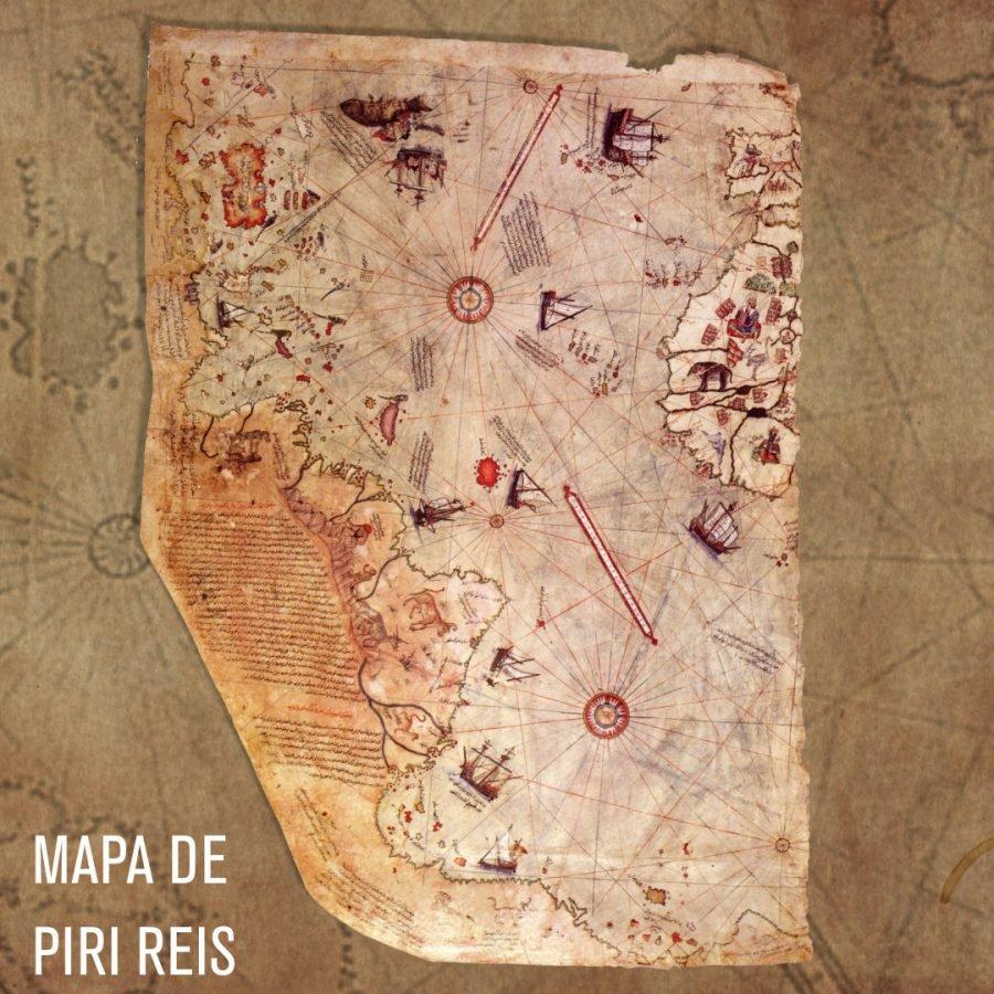 Planeta Incógnito (60min) 1x11 Ooparts I. La máquina de Antikhytera, las pilas de Bagdad y los auténticos misterios del mapa de Piri Reis 1