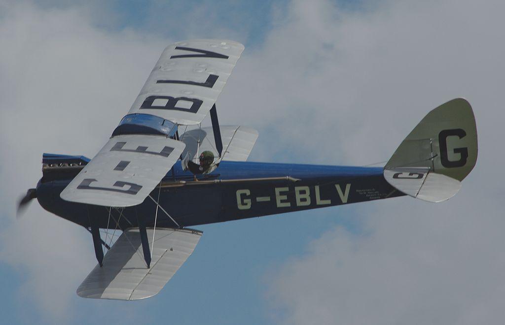 Amy Johnson, misterio y aniversario de la intrépida pionera de la aviación 4