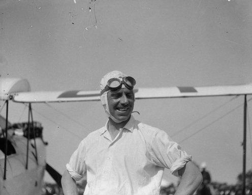 Hereward De Havilland. Perth 1929 1, Planeta Incógnito