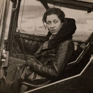 Amy Johnson, misterio y aniversario de la intrépida pionera de la aviación