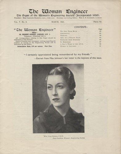NAEST 92 13 02 03 TWE Cover March 1941, Planeta Incógnito
