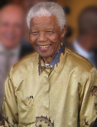Nelson Mandela 2008 Edit, Planeta Incógnito