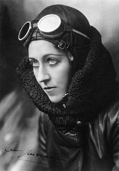 Amy Johnson, misterio y aniversario de la intrépida pionera de la aviación 2