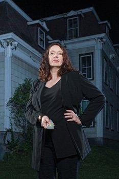Fionna Broome en una de las fotos de su web realizadas por el fotógrafo John W. Hession en 2010