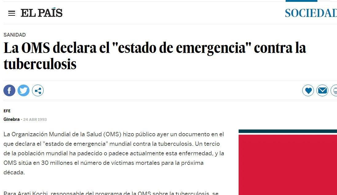 Sanidademergenciamundial1993, Planeta Incógnito