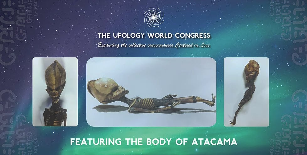 The Ufology World Congress | Un evento fraudulento promocionado por Año Cero y Enigmas 7