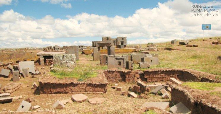 Tiahuanaco: la ciudad del Dios Viracocha y conexión con otras razas/culturas del mundo 2