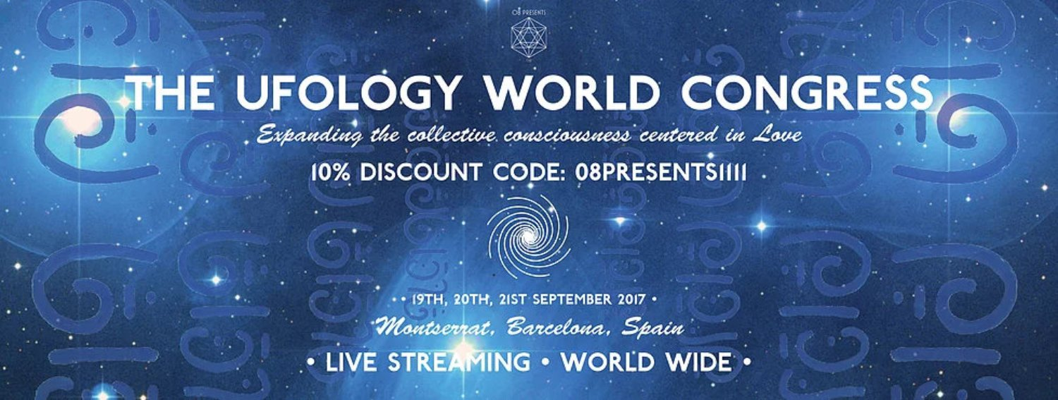 The Ufology World Congress | Un evento fraudulento promocionado por Año Cero y Enigmas 4