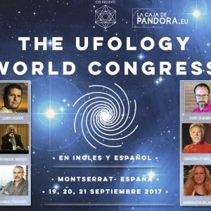 The Ufology World Congress | Un evento fraudulento promocionado por Año Cero y Enigmas