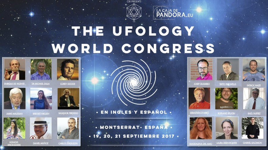 The Ufology World Congress | Un evento fraudulento promocionado por Año Cero y Enigmas 1