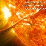 Una intensa tormenta solar magnética clase G1 para este viernes 13 6