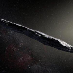 Todos los datos sobre Oumuamua. No es una nave espacial alienígena, pero ¿qué hay en su interior?