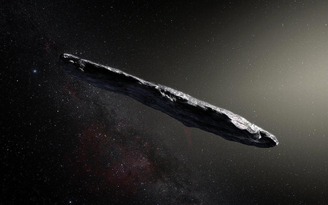 Todos los datos sobre Oumuamua. No es una nave espacial alienígena, pero ¿qué hay en su interior? 1