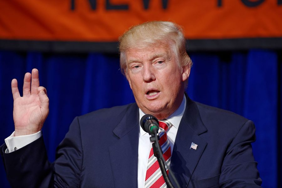 Donald J. Trump At Marriott Marquis NYC September 7th 2016 04 900x600, Planeta Incógnito