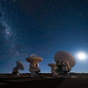 El polvo espacial podría transportar la vida a otros mundos